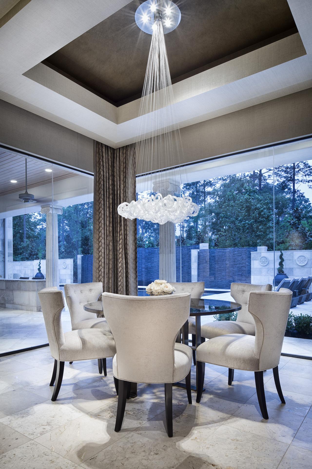 Classic transitional jauregui architects - Interior designers houston texas ...